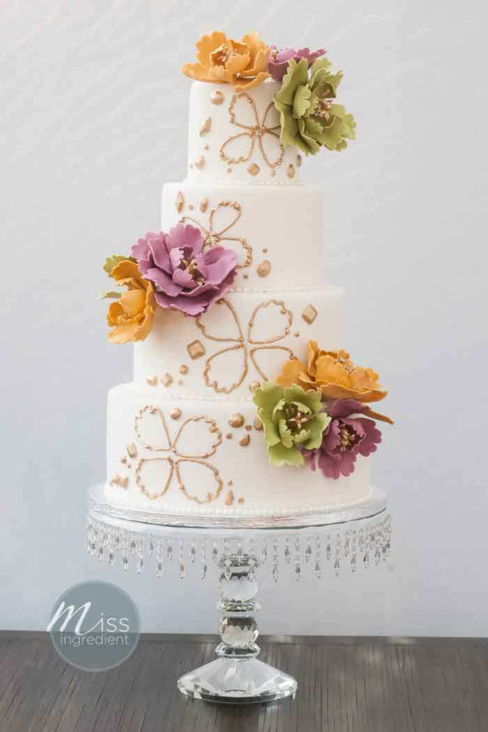 Design your own wedding cake with new online tool top 10 wedding cake trends for 2015 the biggest and the best junglespirit Choice Image