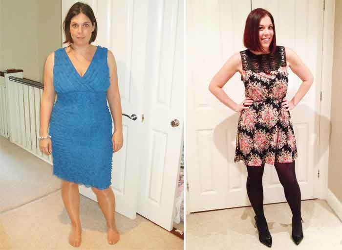 Secrets Of Shrinking Brides How Nicky Lost 3 Stone In 3 Months