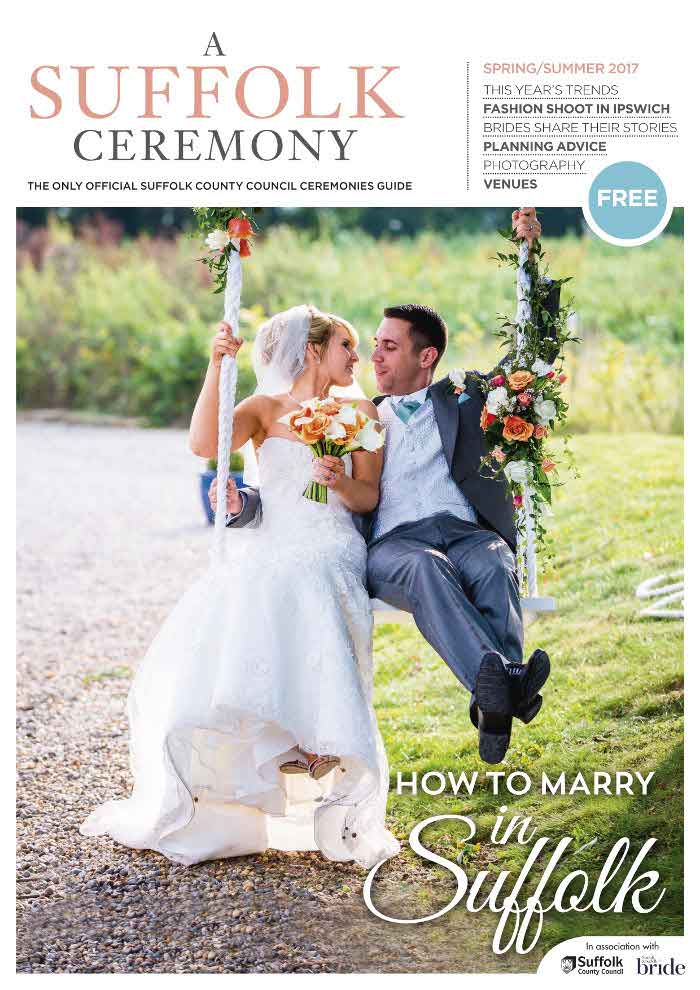 The SS17 Edition Of A Suffolk Ceremony Is OUT NOW