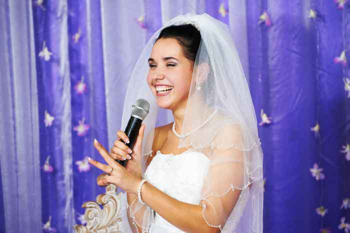 How to deliver a mother of the bride speech