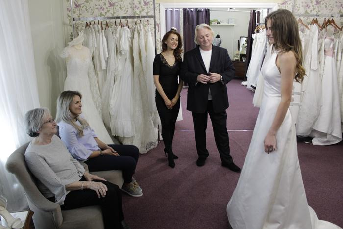 'Say Yes To The Dress' Comes To Oxfam