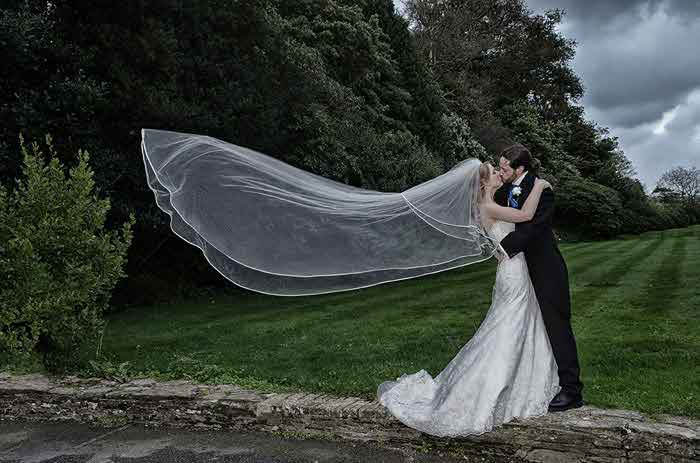 Cromwell arms wedding