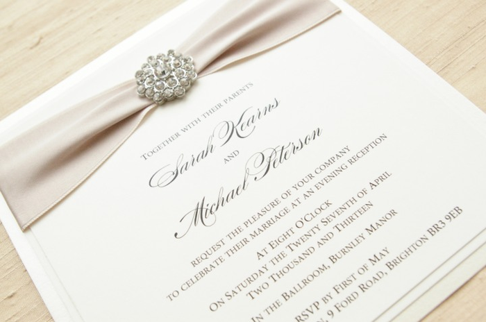 Modern Wedding Invites Uk: Bride-to-be Sophie Talks About Modern Manners When It