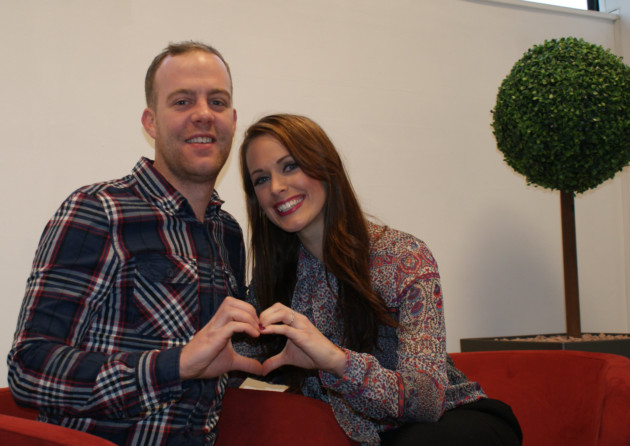 norwich couple win dream 16310k wedding day