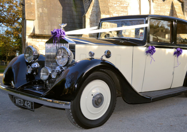 Southampton wedding car company wins prestigious award Southampton motor cars