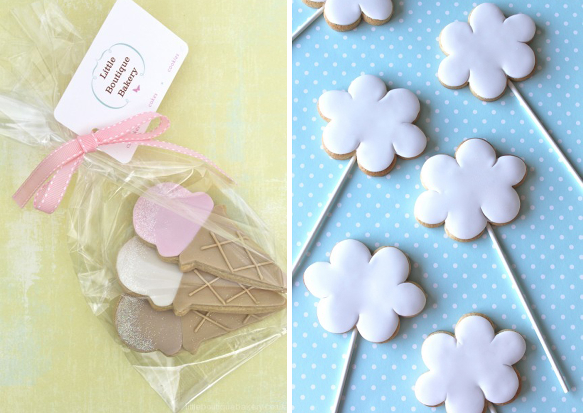 Wedding Favour Cookies Edible Gifts For Guests