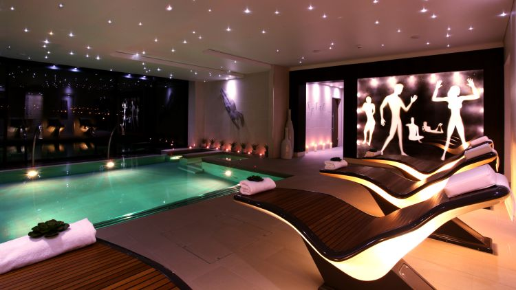 Cheshire Lancashire Staffordshire Spas For The Stressed North West Bride