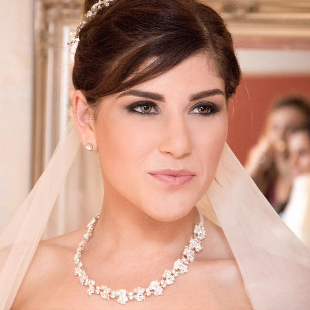 smokey-wedding-makeup