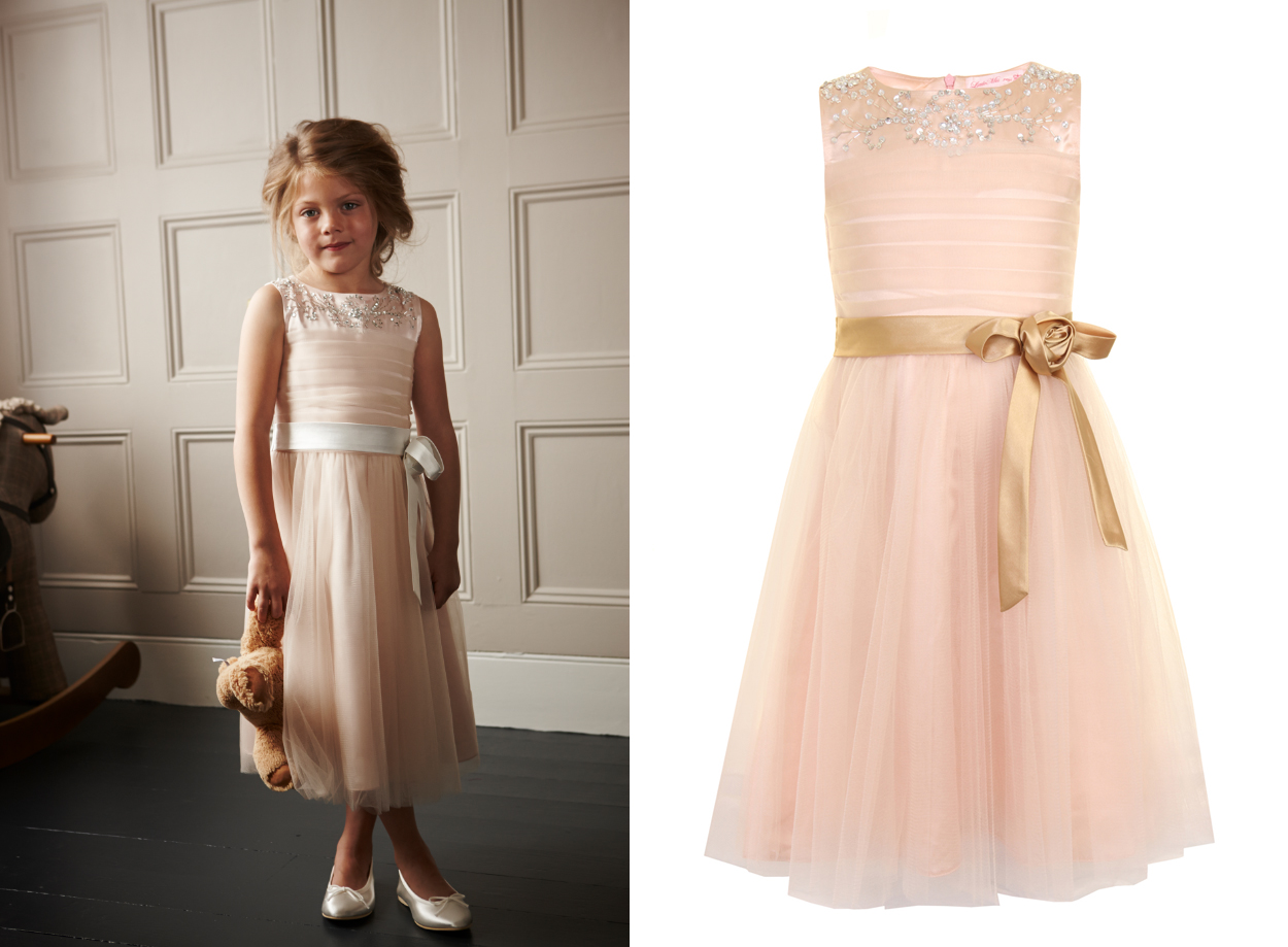 little-misdress-pink-and-gold-bow-dress