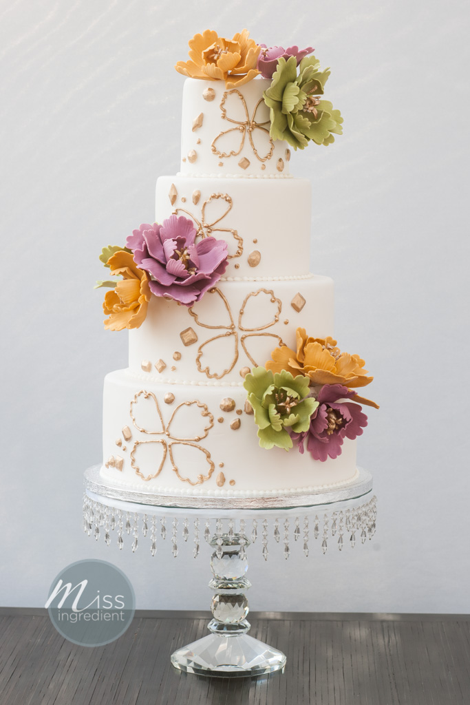 bright-coloured-wedding-cake