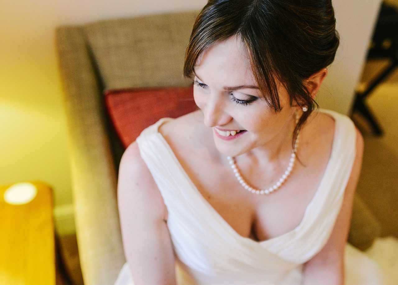 smiling-portrait-of-the-bride-by-katie-drouet