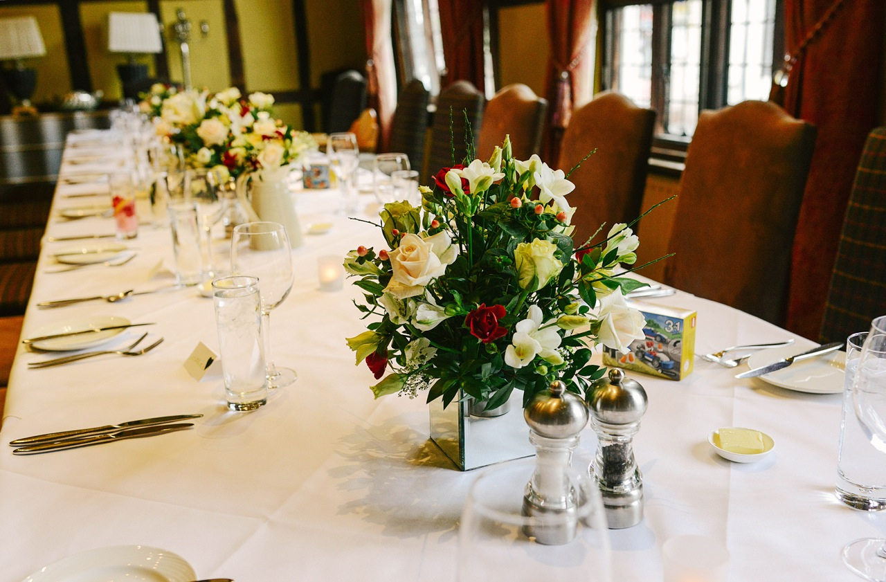 wedding-table-flower-centrepiece-and-details-by-katie-drouet