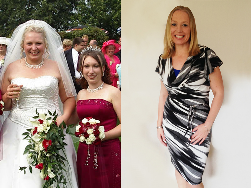 Wedding Weight Lose.Lose Weight With Selfies And Blogs Says Expert