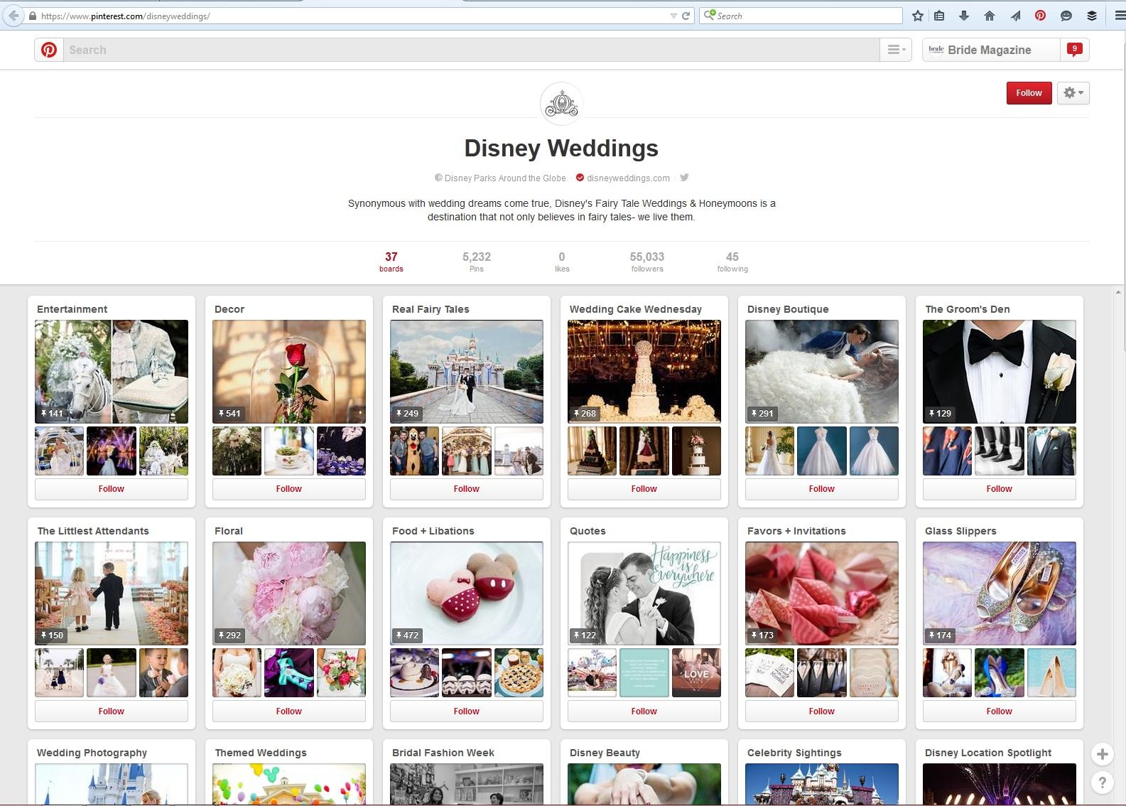 disney-weddings