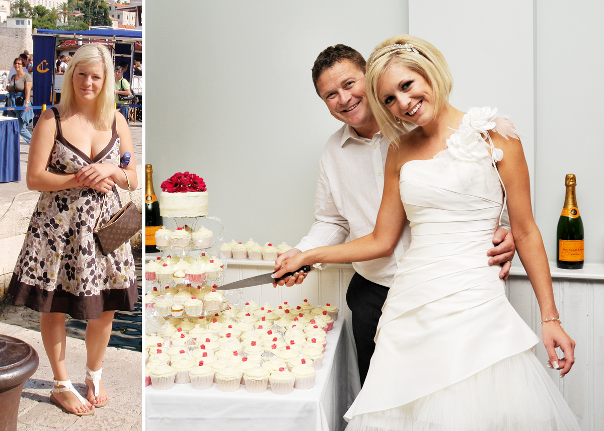 Wedding Weight Lose.Bride Loses 3 Stone In 3 Months On Wedding Day Diet