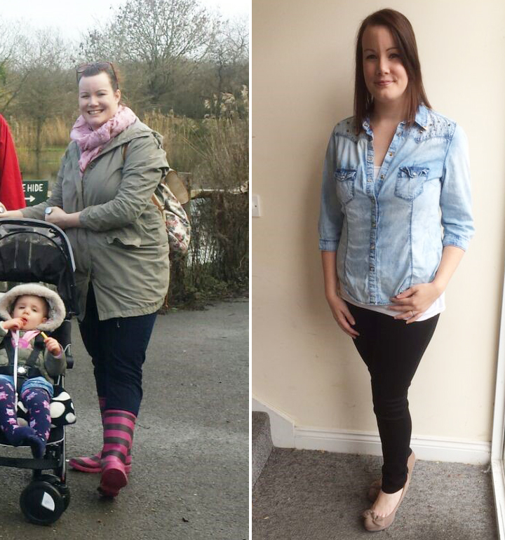 Bride Loses 3 Stone in 3 Months on Wedding Day Diet
