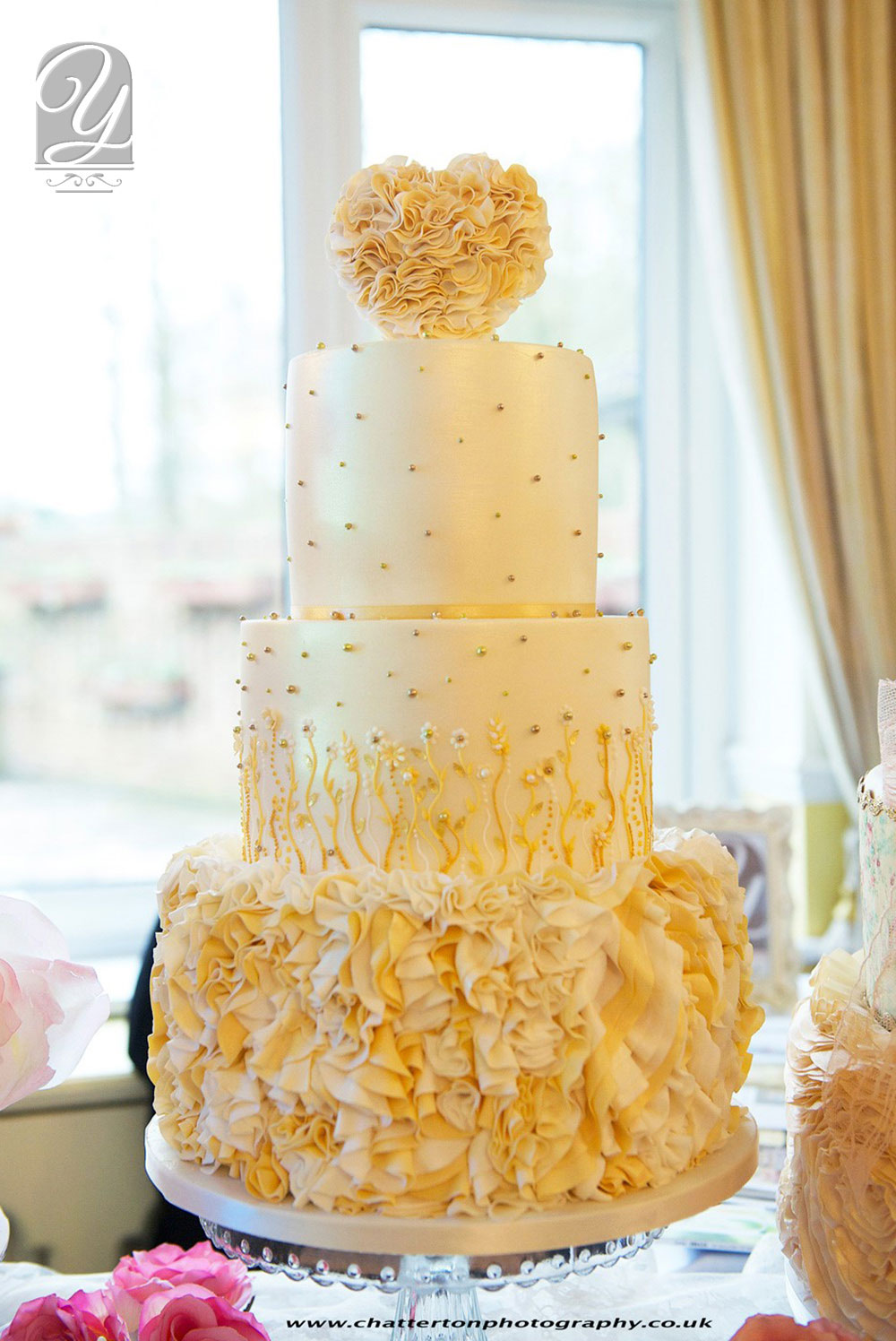 wedding cakes grand junction colorado luxurious grand and opulent weddings the wedding cakes 24445