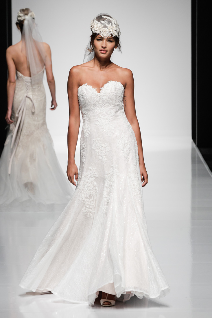The Biggest and the Best Wedding Dress Designs of 2016 Revealed