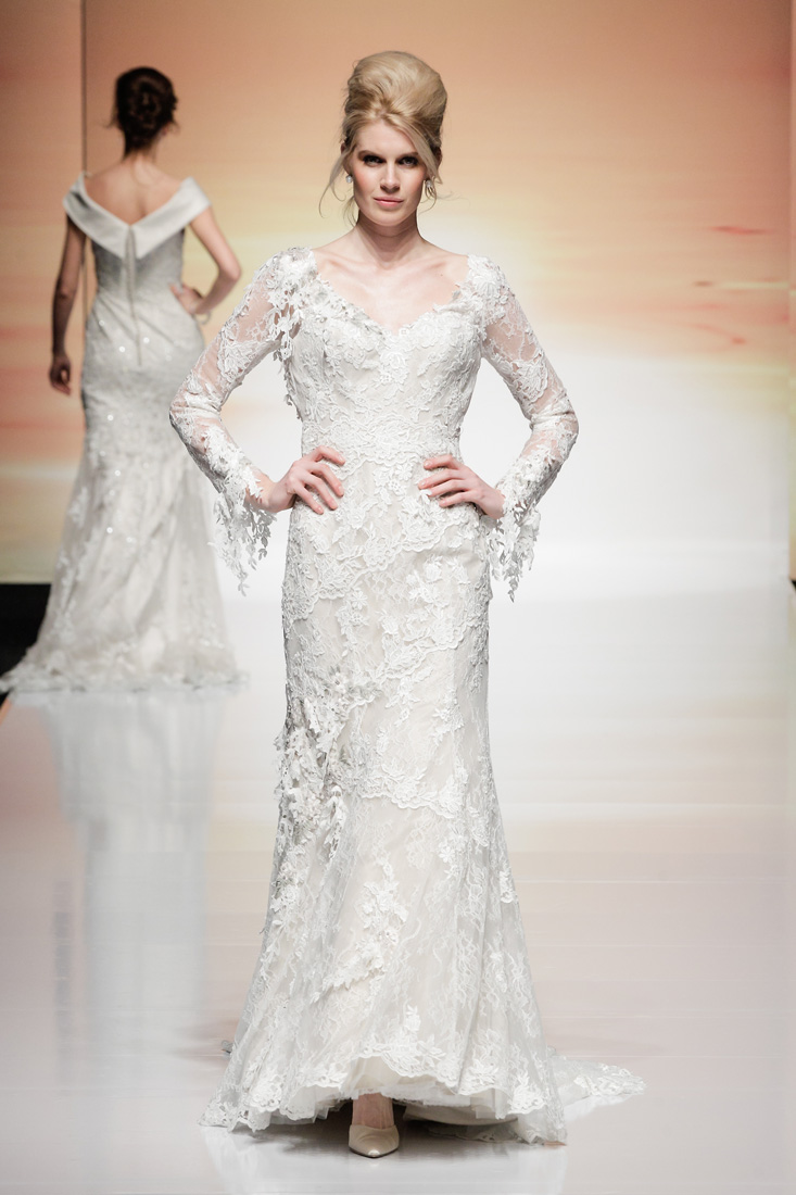 Ian Stuart Reveals Runway Rebel 2016 Bridal Collection