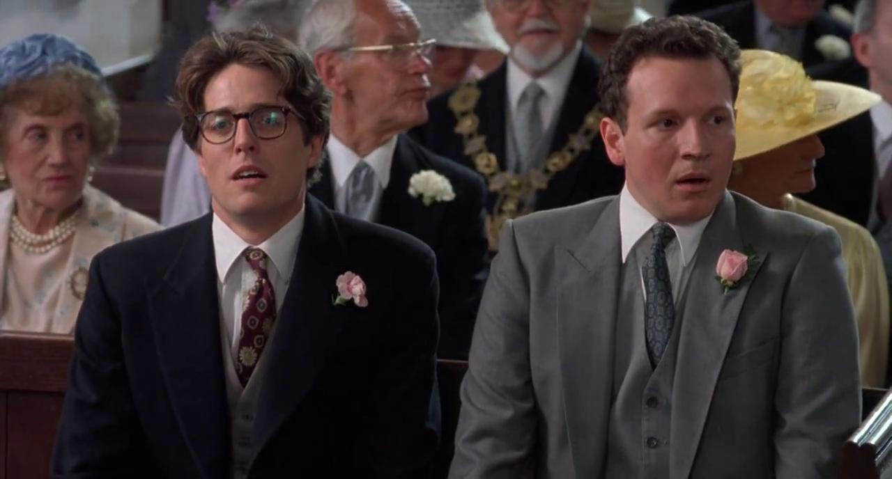Best Wedding Films Four Weddings And A Funeral