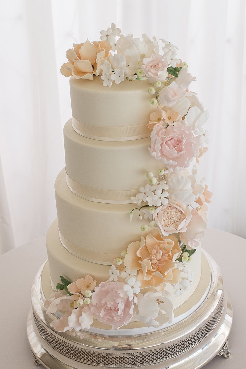 Best Wedding Cakes In Mississauga