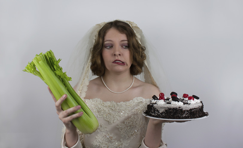 Lose weight healthily with the wedding dress diet plan for Losing weight for wedding dress