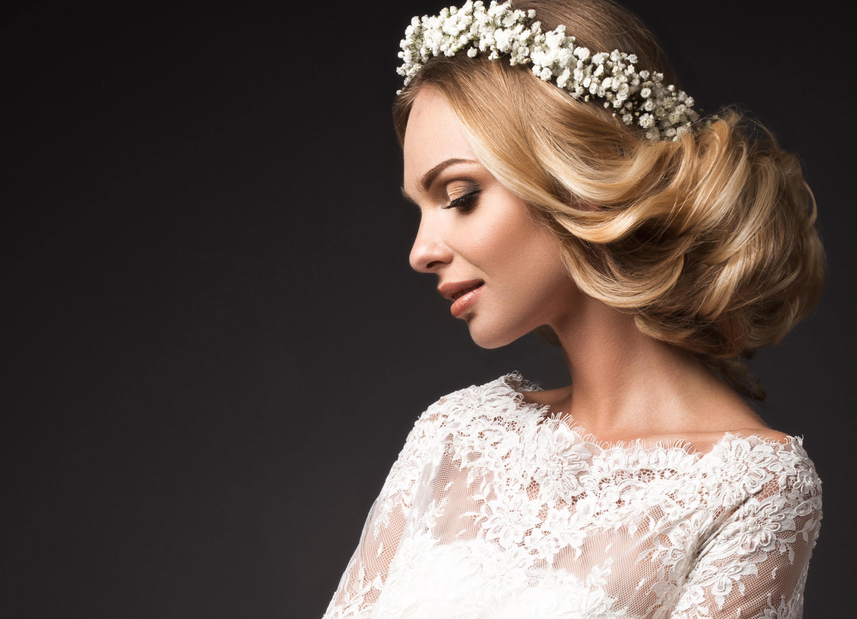 10 blow dry tricks for lustrous wedding hair