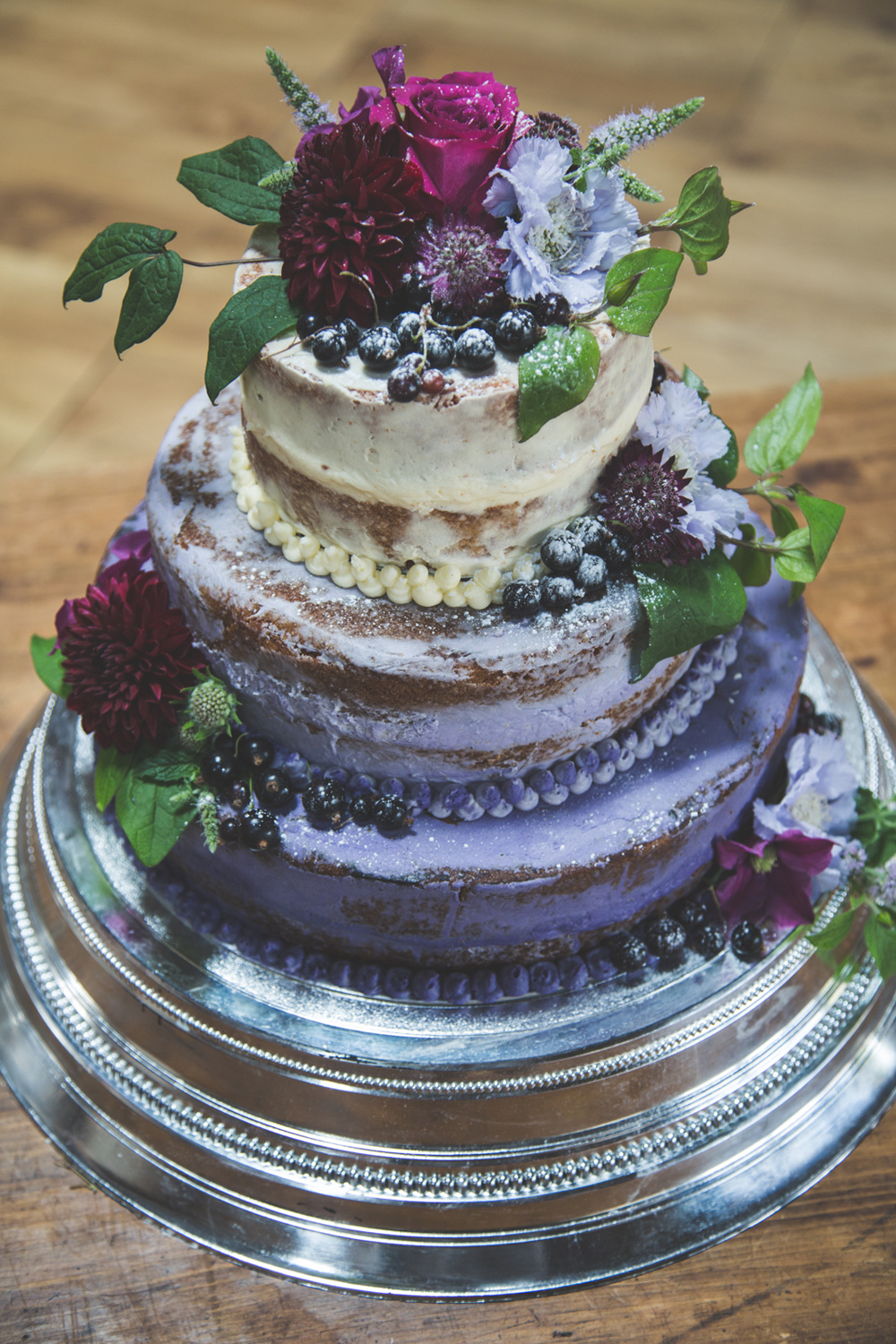 Homemade Wedding Cake Ideas Uk