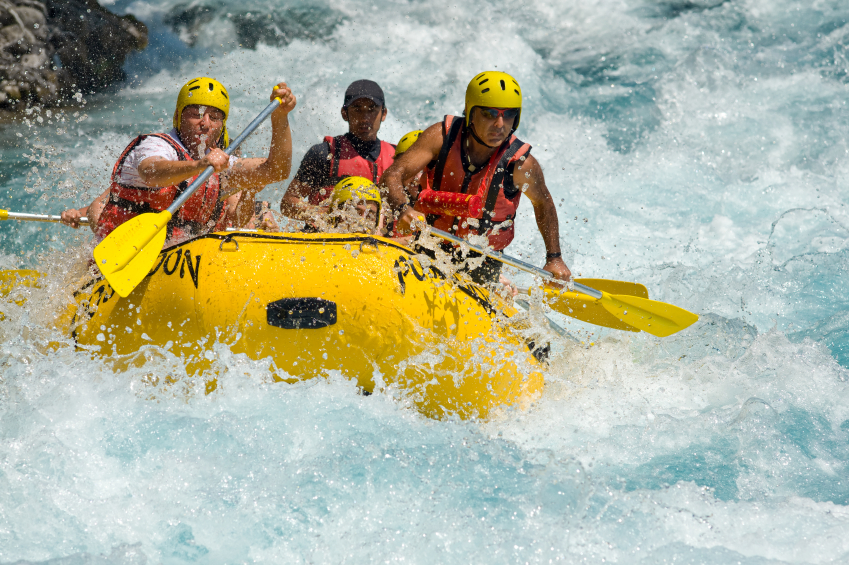 stag-night-white-water-rafting