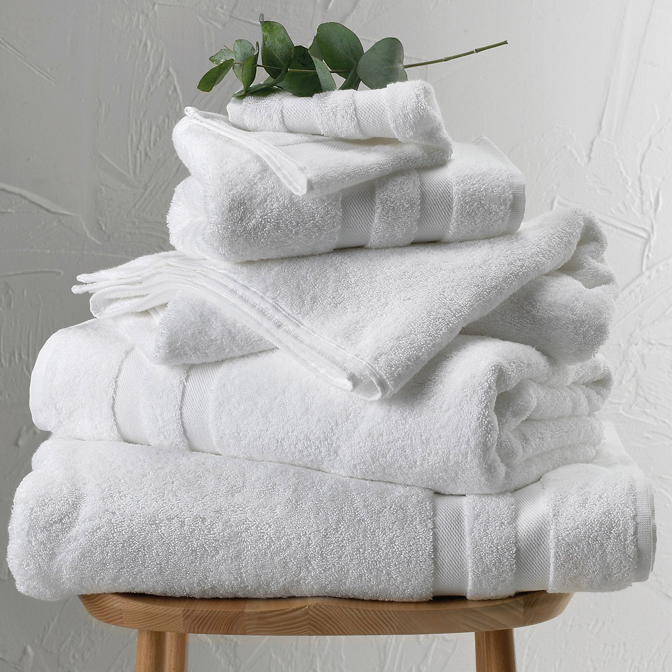 white-company-towels