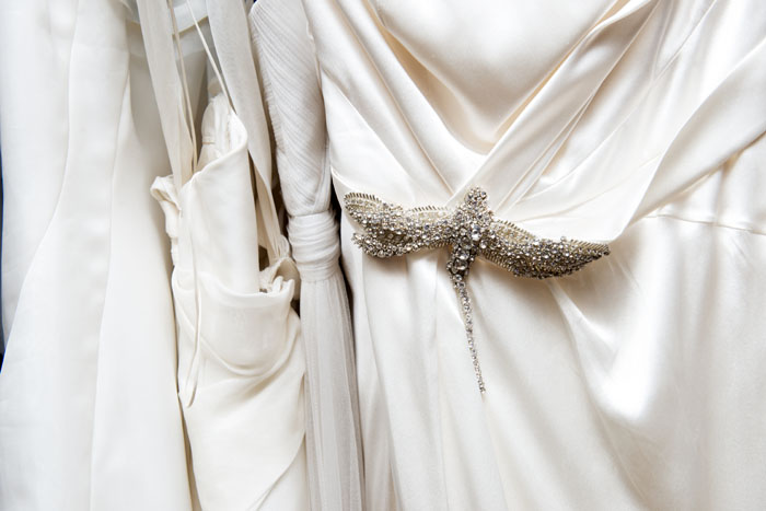 New Designer Wedding Gowns Worth Thousands On Sale At Charity Shop