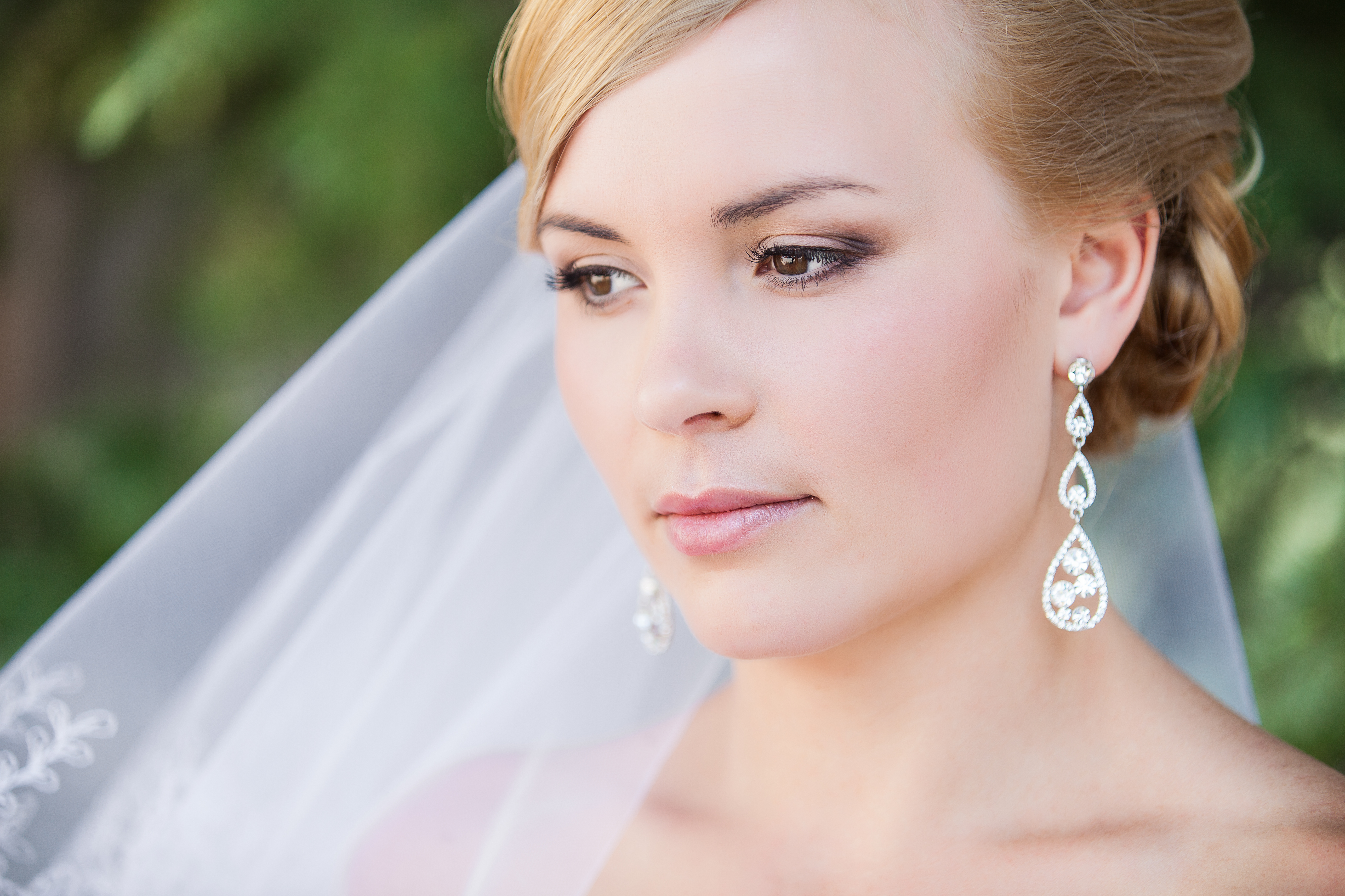 natural wedding make-up for brides: nine tips to master the look
