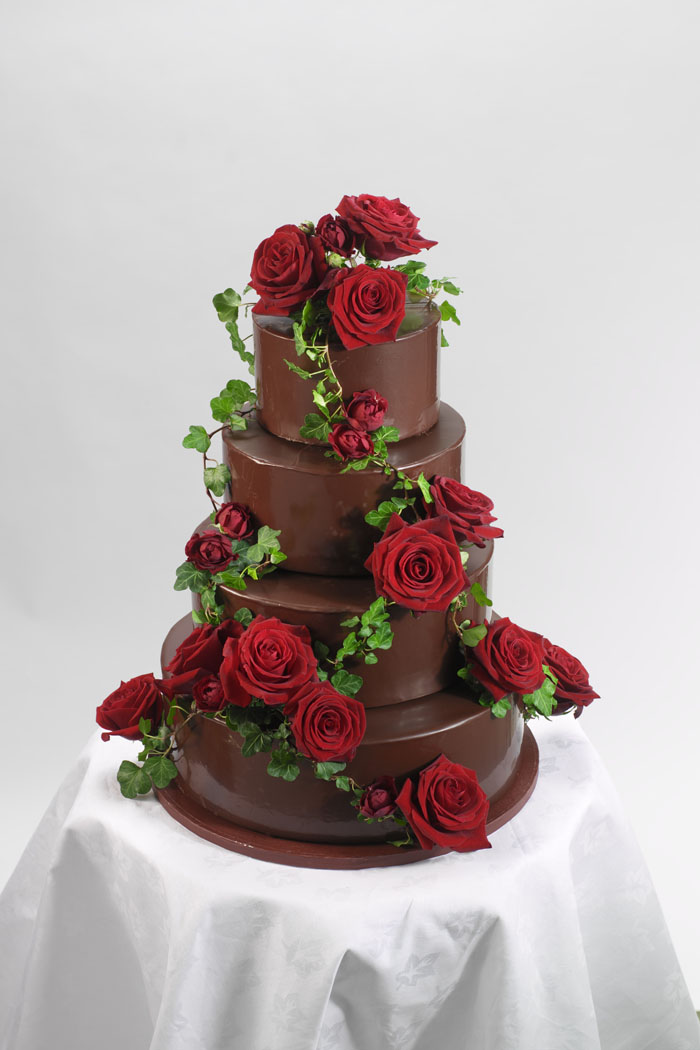how to make a chocolate wedding cake 12 chocolate wedding cakes 15798