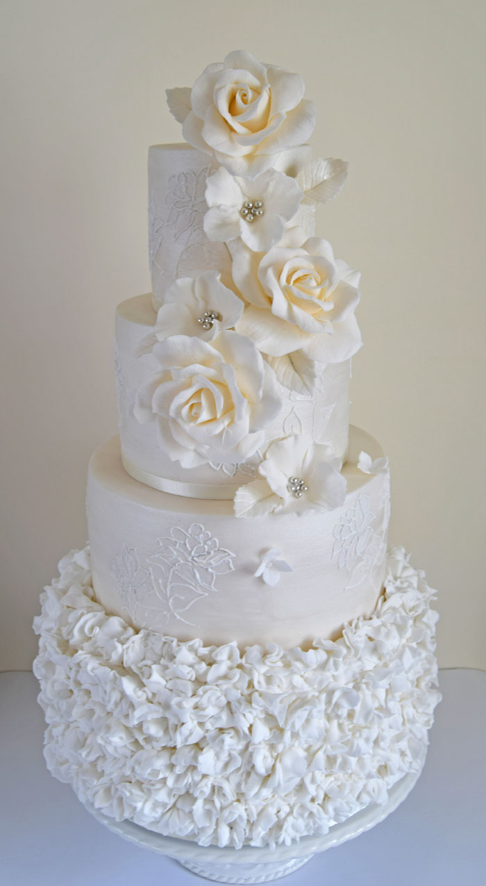 Creative cakes at Bride: The Wedding Show Westpoint