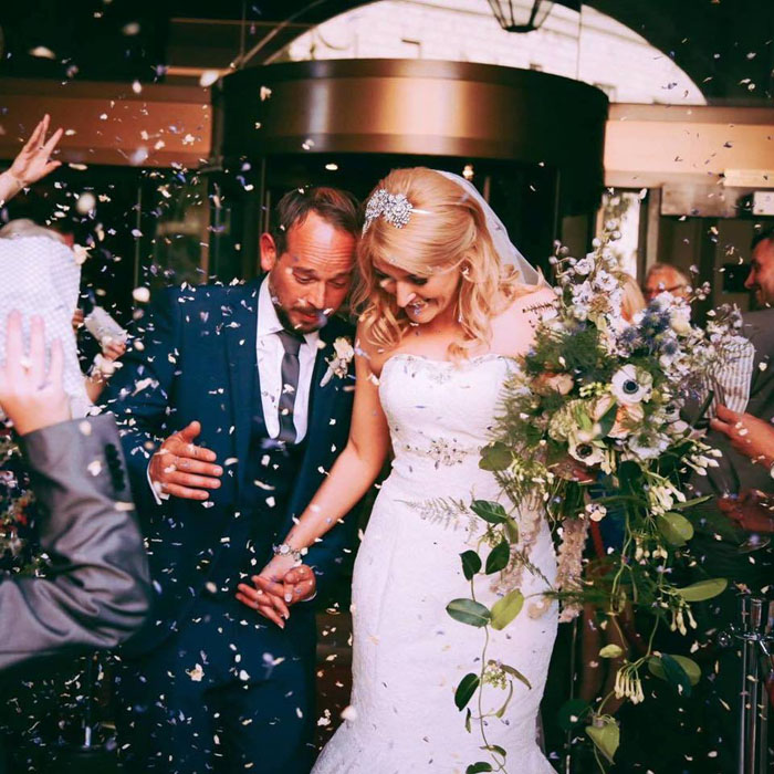 Oulton Hall Reveals Winners Of Wedding Photo Awards