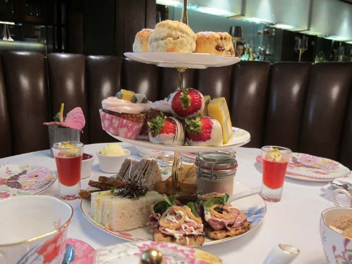 the arch london launches bridal shower afternoon tea
