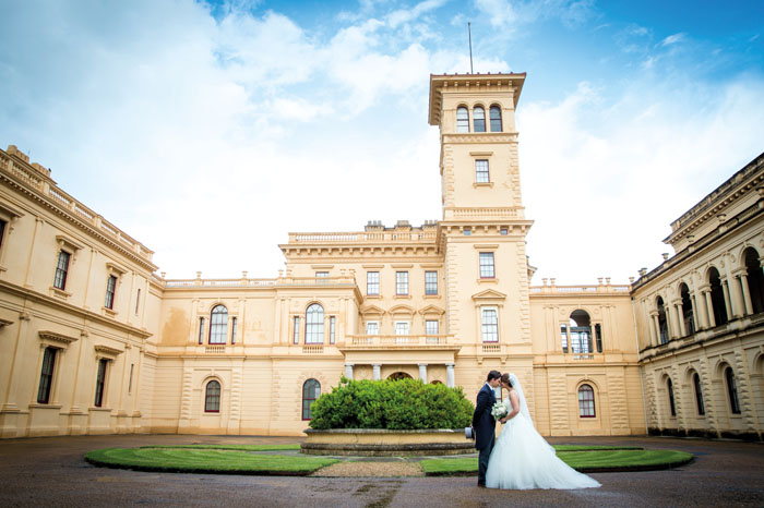 10 UK Stately Home Wedding Venues