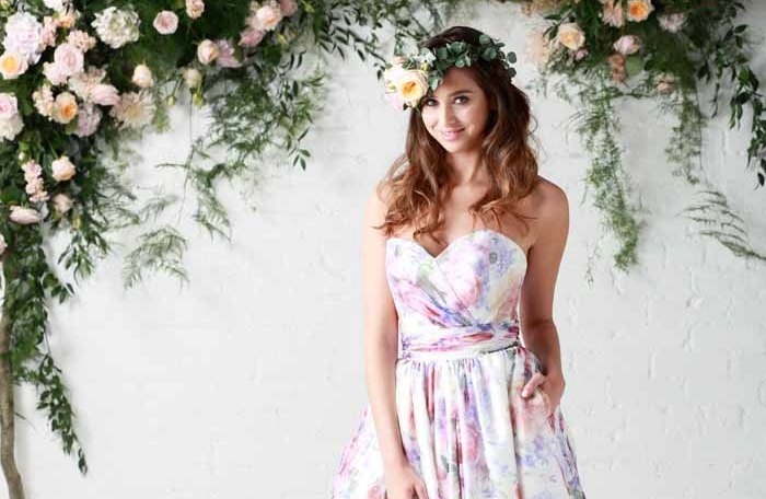 10 Reasons To Go For A Floral Wedding Dress