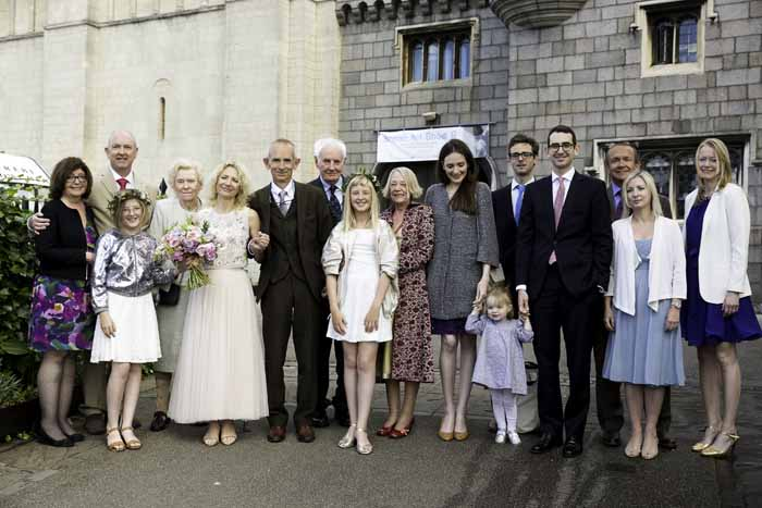 Wedding Of The Week Rachel Stricevic And Martin Scurr