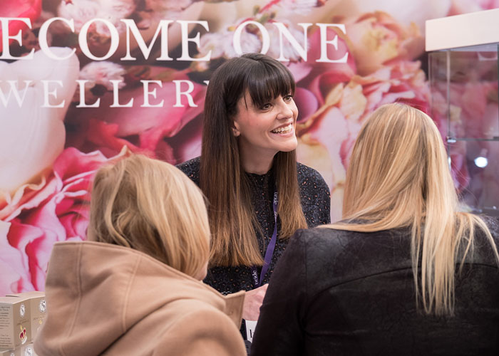 bride the wedding show at tatton park receives rave reviews