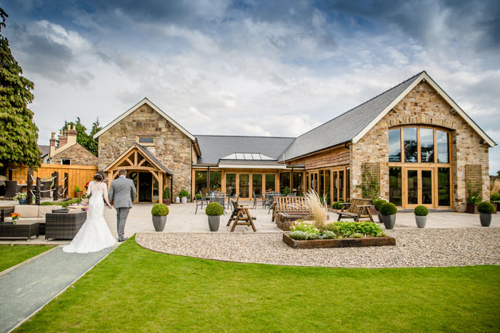 13 beautiful barn wedding venues in the UK