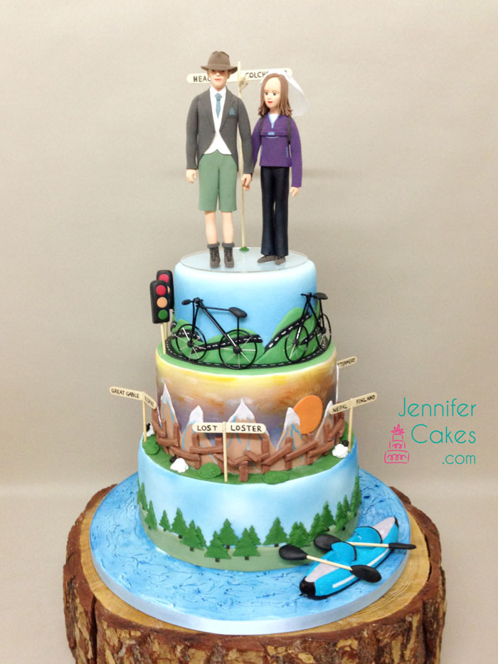 10-ways-to-personalise-your-wedding-cake-2