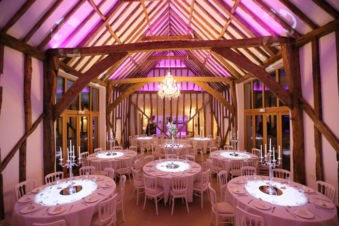 Beautiful Barn Wedding Venues In Suffolk