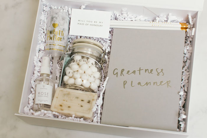 Gift Grace Unveils Wedding Gift Box Collection
