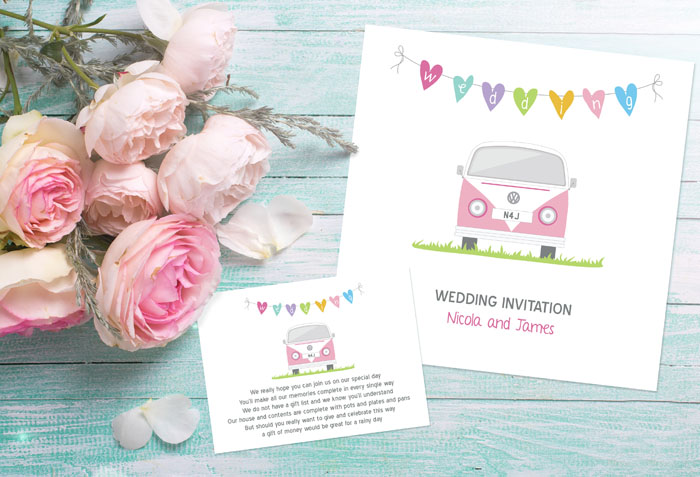 12 wedding stationery designs with bold themes