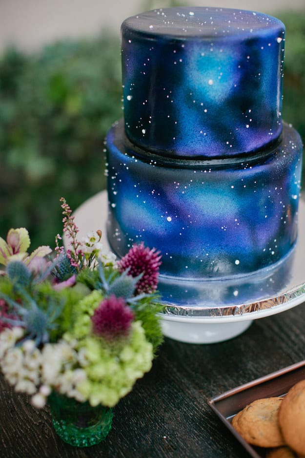 10 Ideas For Your Celestial Wedding