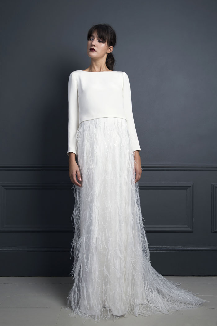 Ones To Watch Out For Five Emerging British Bridal Designers