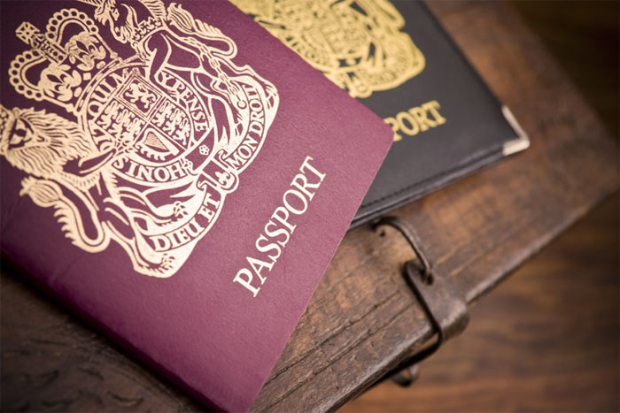 A guide to changing your passport name before the big day