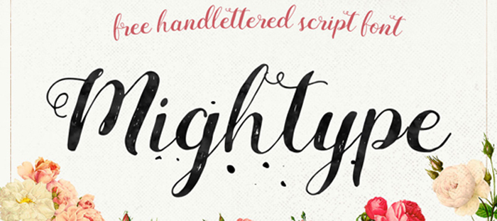 Ten of the best calligraphy fonts for your DIY stationary