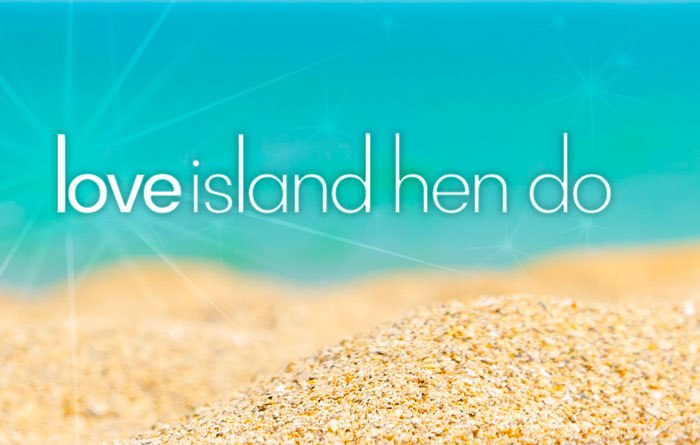 hen heaven launches love island themed hen party